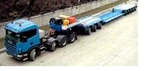 Полуприцеп МАЗ-9379 способен перевозить 42 т груза